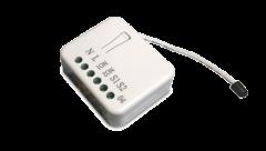 Z-Wave Plus Philio Двойной модуль-выключатель монтируемый в стену