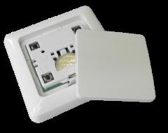 Z-Wave Plus Popp Настенный контроллер