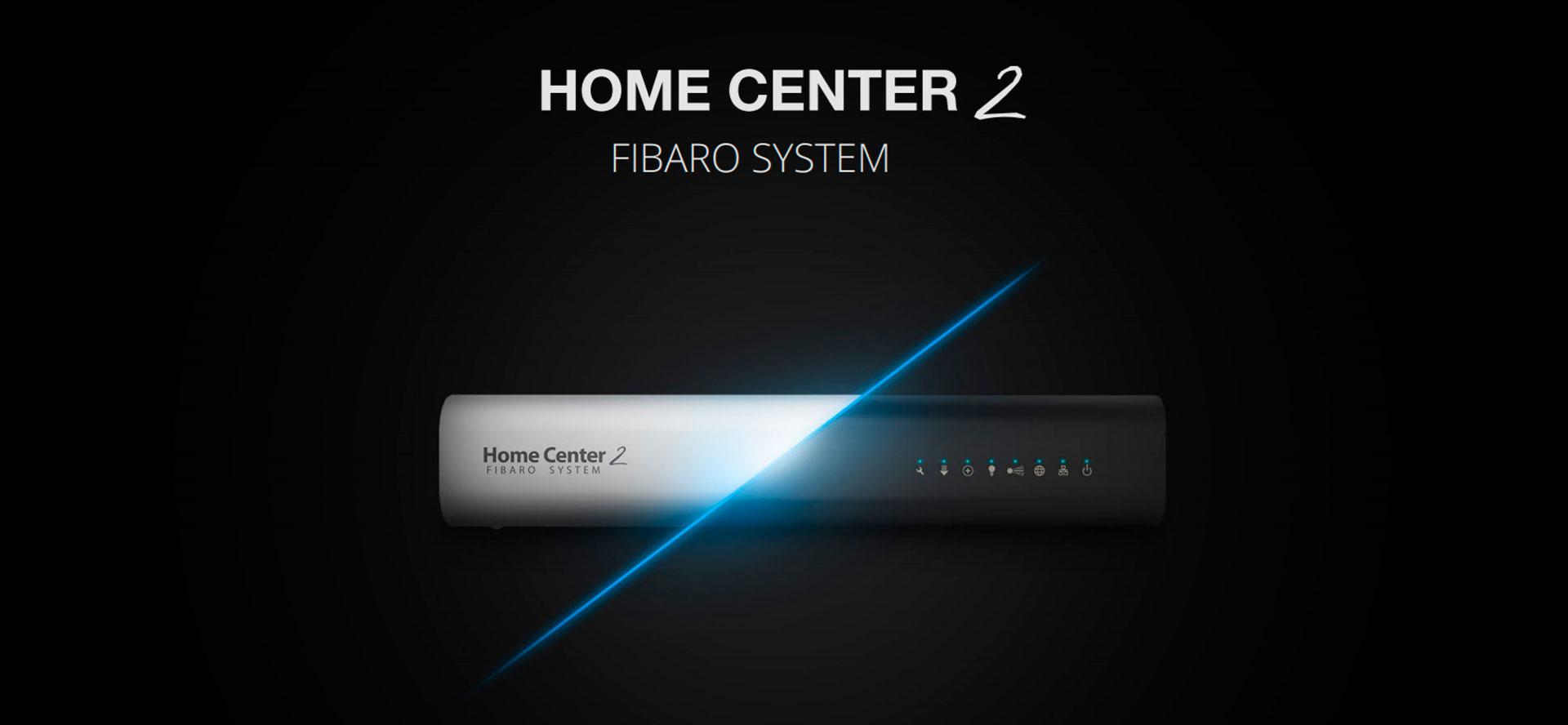 Z-Wave Fibaro Home Center 2