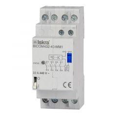 Qubino 32A 4P автомат для умного счетчика электроэнергии BICOM432