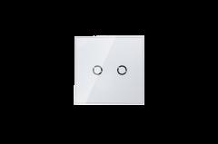 Z-Wave Plus NEO Electronics Сенсорный выключатель на 2 группы