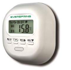 Z-Wave Everspring Temperature & Humidity Detector