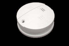 Z-Wave Plus Popp  Датчик дыма с внутренней сиреной