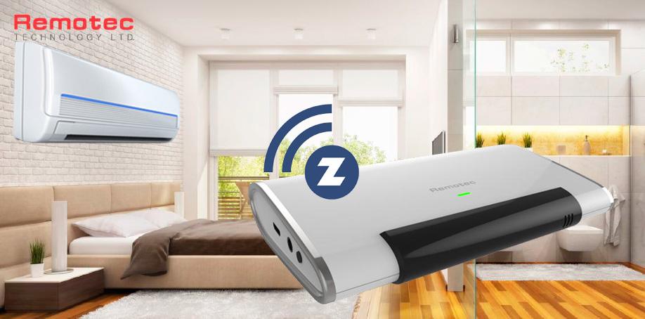z-wave Remotec ZXT-600